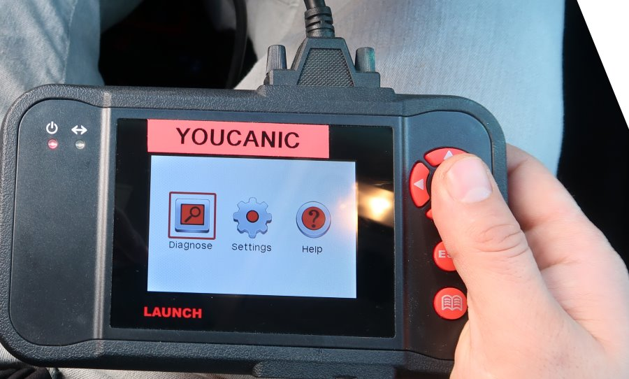 acura airbag warning on dashboard use scanner to clear code