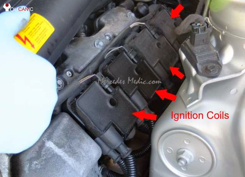 location of bad igntion coil 05 most common ignition coil problems 2017 Kia Sportage Oil Change at virtualis.co