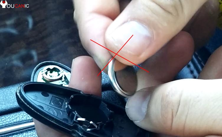 what to do and not to do when replacing key fob