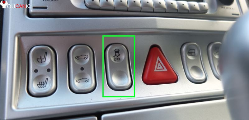 esp switch button location