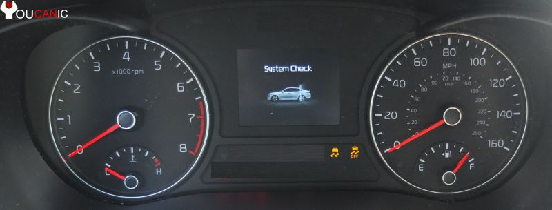 hyundai kia esp light warning problem