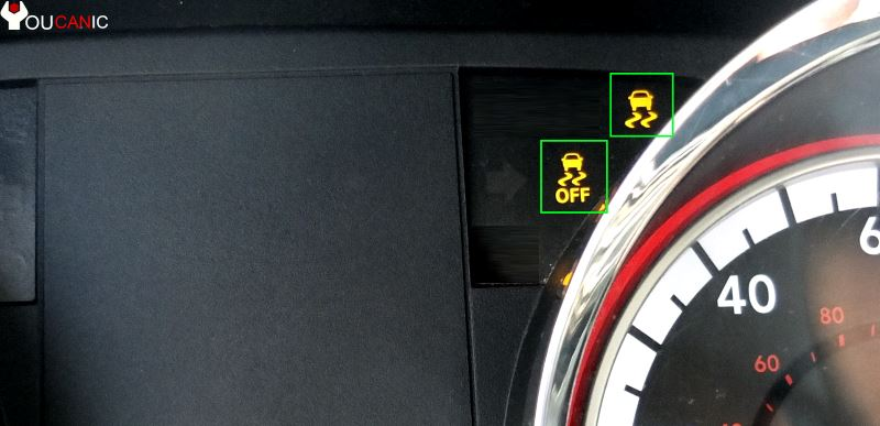 ESC Light ON - Car sign on dashboarddont panic common dashboard warnings you need to know part