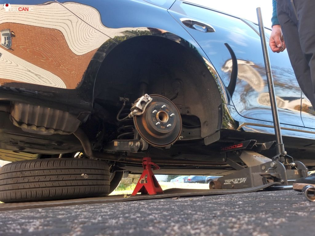 how to repair car muffler
