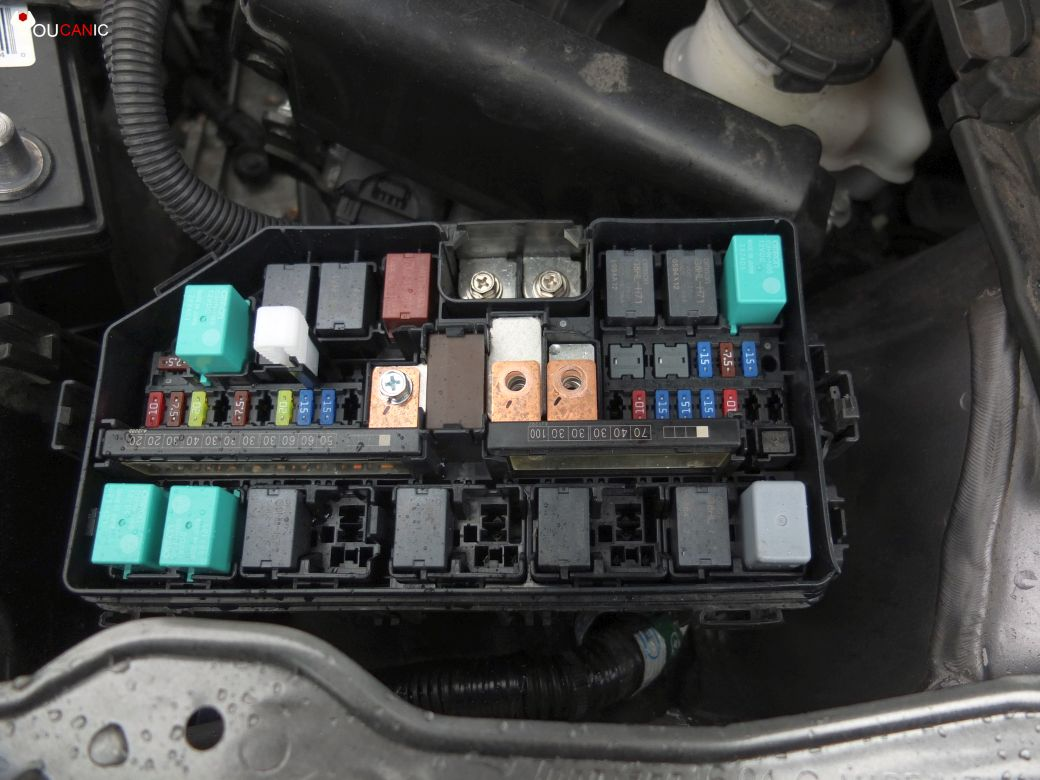 Jump Started Or Installed Battery The Wrong Way 2011 Chevy Cruze Fuse Box What Happens When You Connect A Carbattery Backward