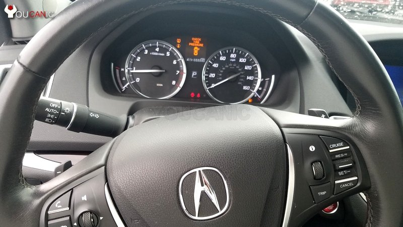 how to charge the ac on ACURA model
