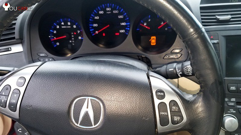 How to diagnose ACURA check engine light service engine soon