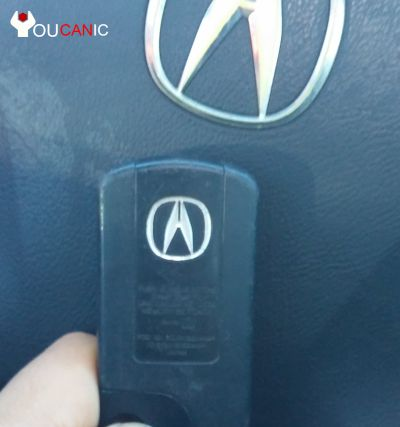 how to change keyfob remote acura key