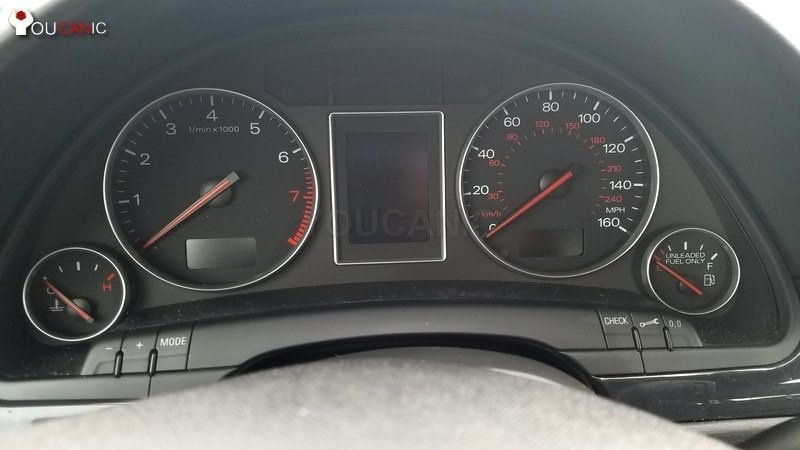 Audi A S Q TT models  how to check engine oil level instructions turn off engine