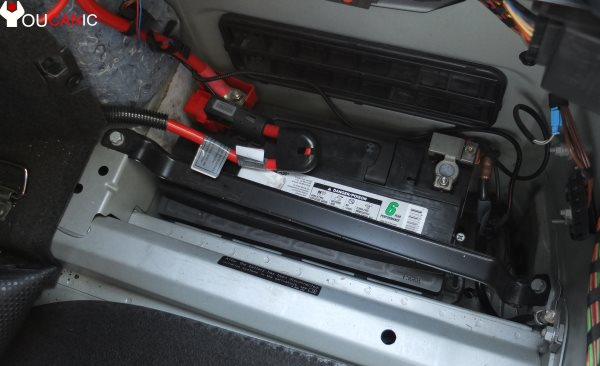 how to change bmw oem battery