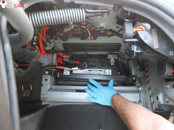 How to replace a BMW Battery DIY Guide