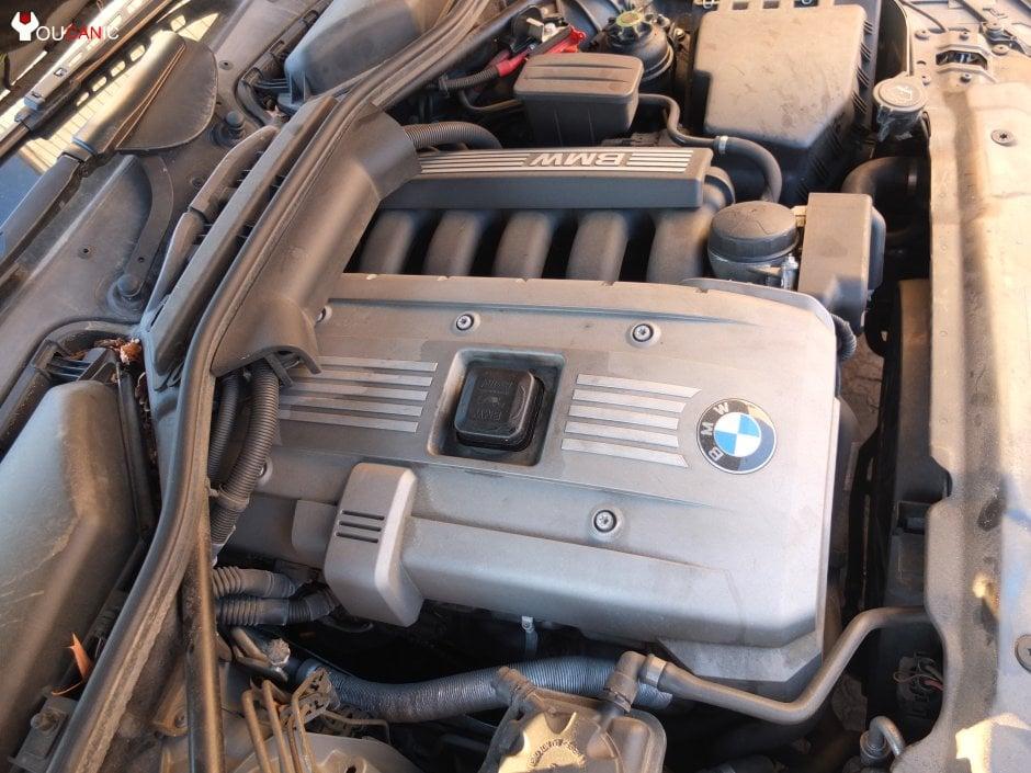 diy bmw motor mount replacement
