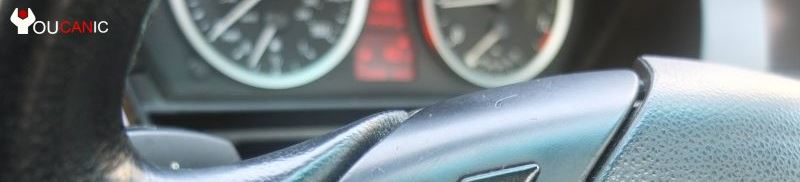 bmw steering wheel buttons