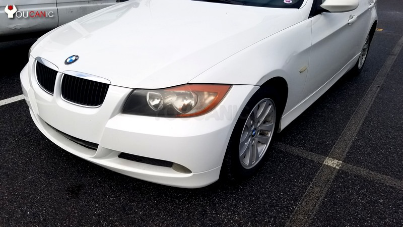 installed new wipers on BMW  3-Series 2004 2005 2006 2007 2008 2009 2010 2011 2012 2013