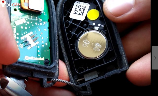 Dodge Key Fob Battery Replacement Guide All Models
