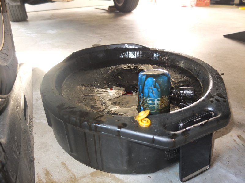 how to change your hyundai oil