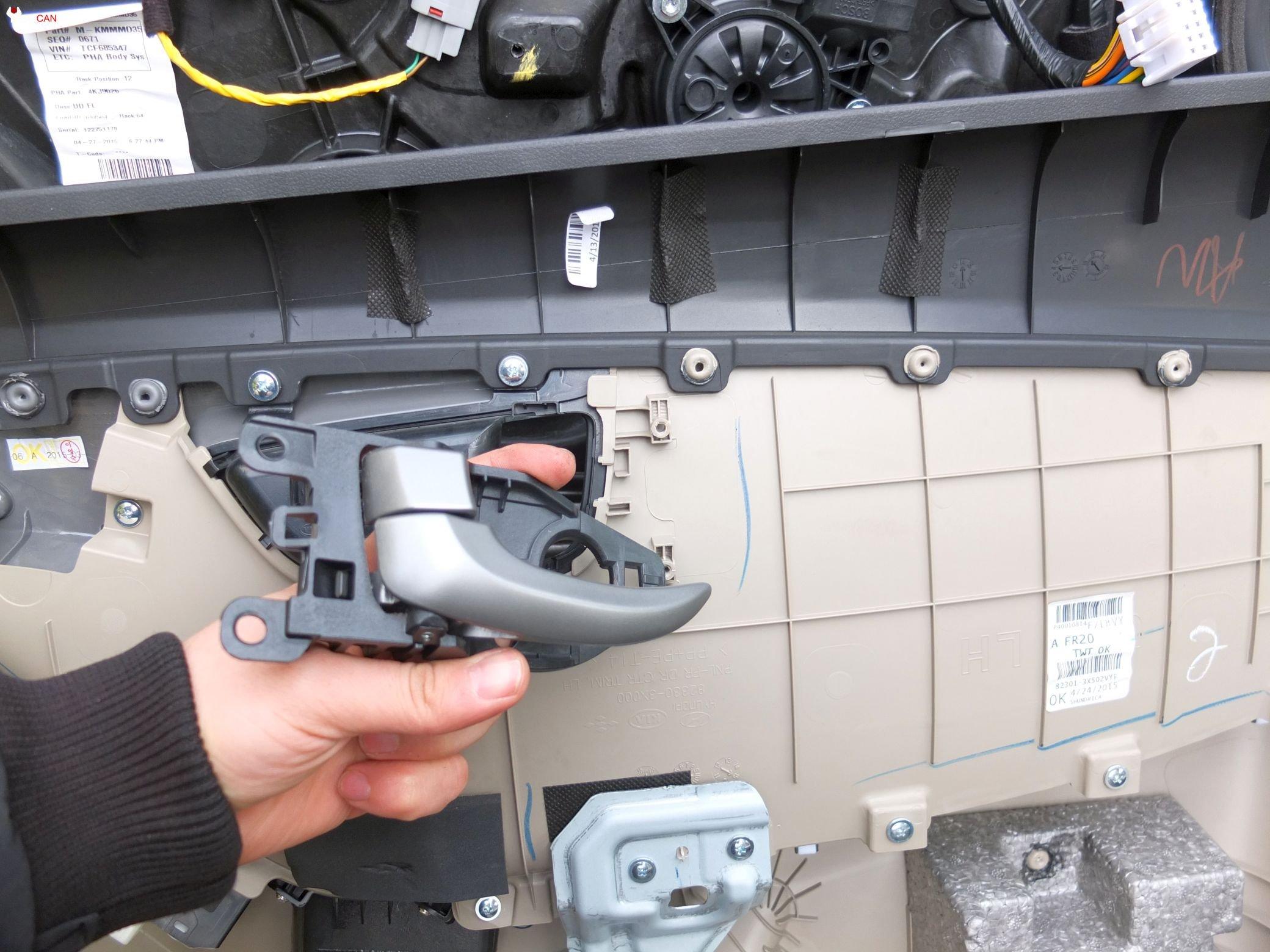 inside door panel replacement hyundai elantra