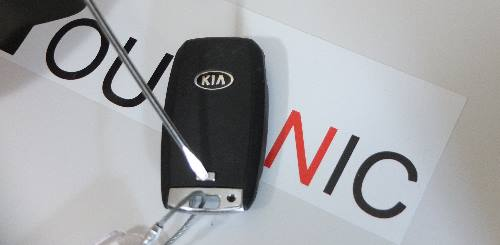 Kia Sorento Key Fob Battery Replacement