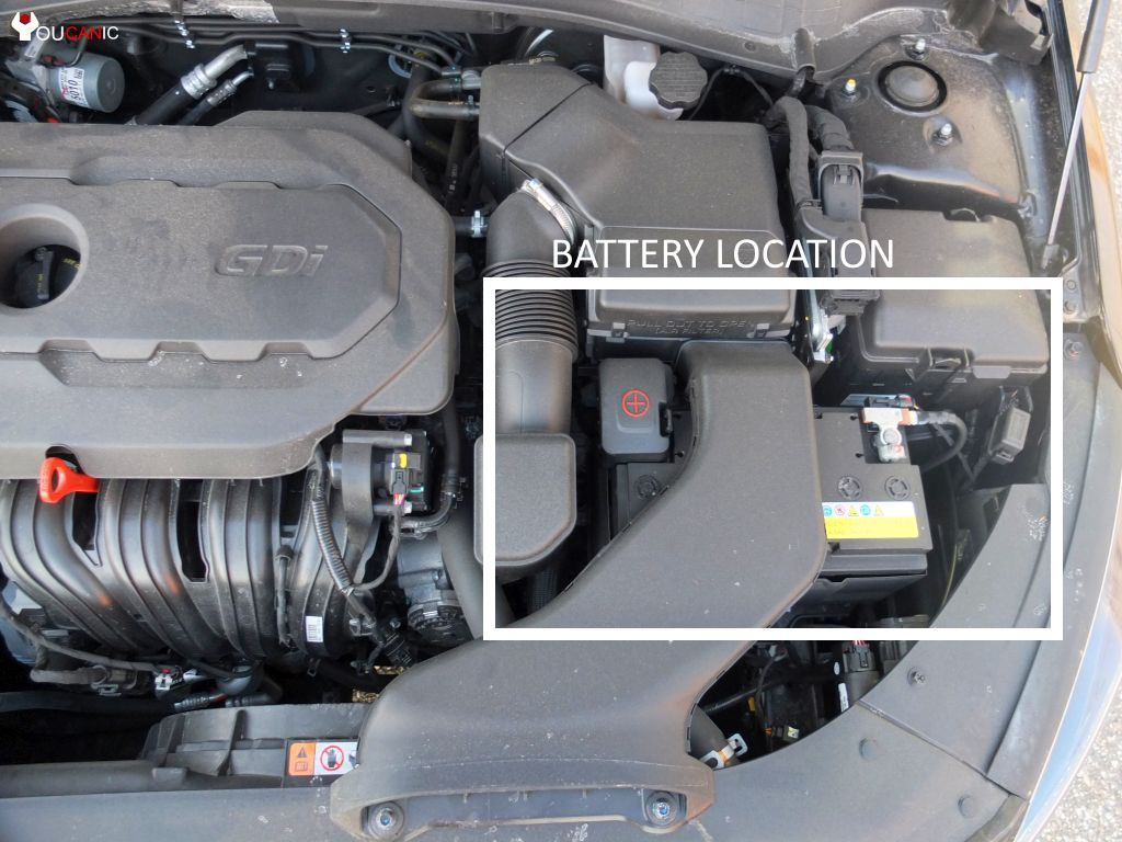 Kia Battery Replacement In 6 Easy Steps Carens Fuse Box Location Sorento 12v Automotive Guide