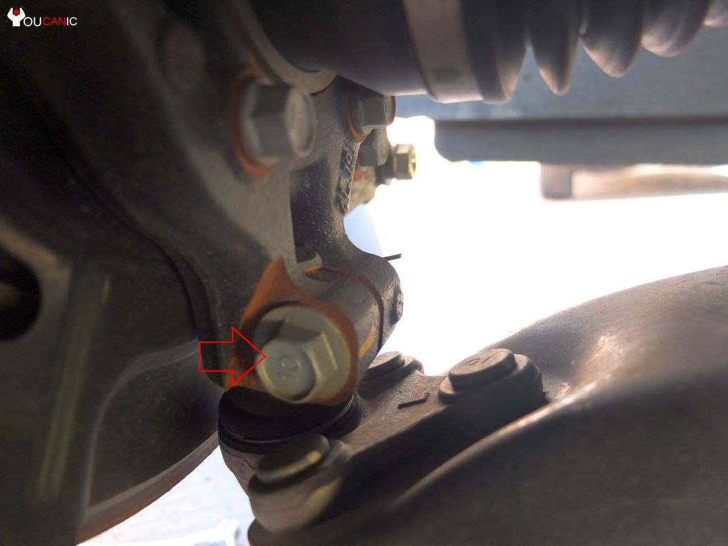 how to change ball joint kia optima diy replacement guide