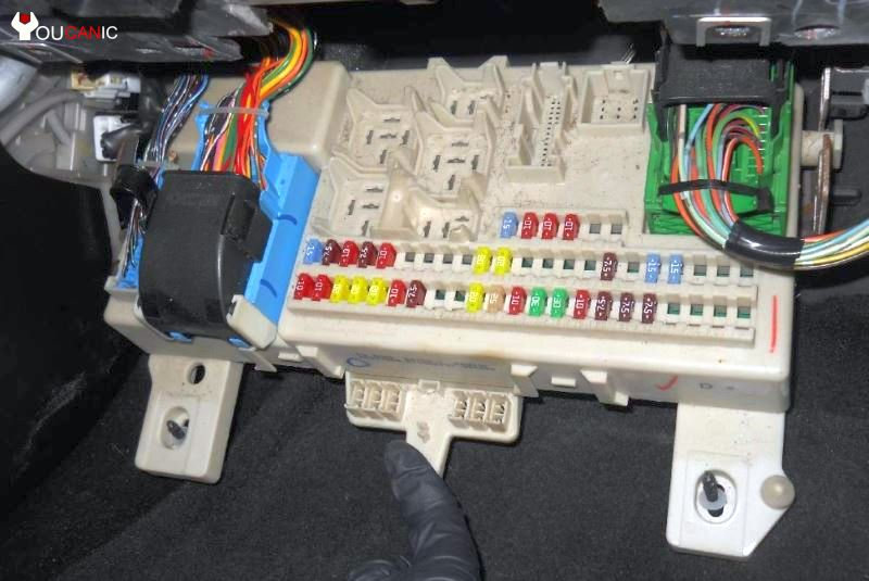 mazda fuse box diagram mazda wiring diagrams online