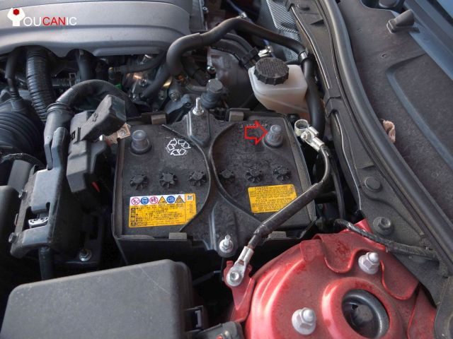 how to remove mazda airbag control unit