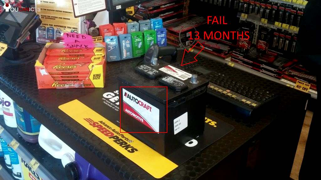 autocraft battery review