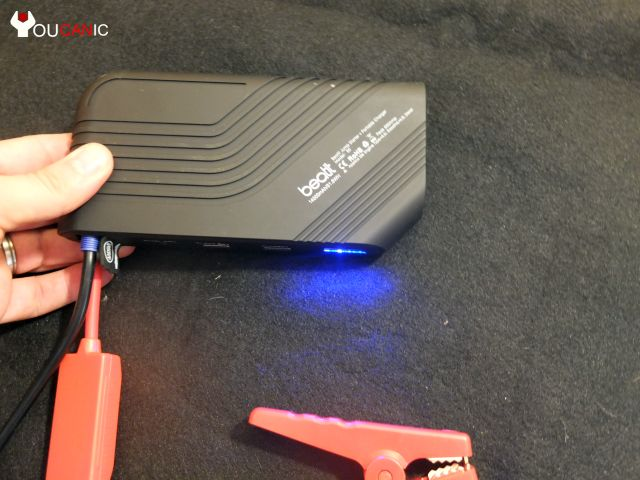 auto xs jump starter review