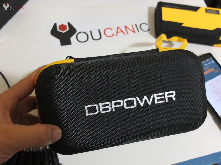 DBPower Jump Starter Review