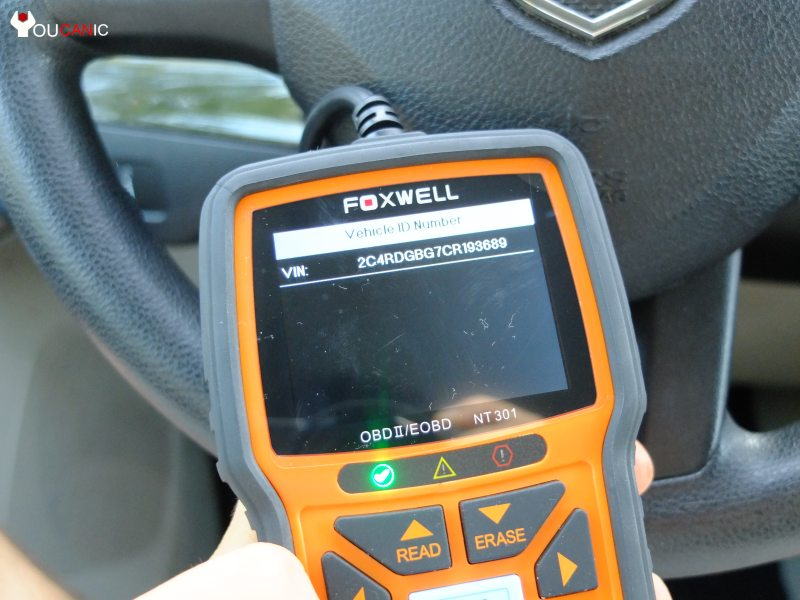 nt301 diagnostic scan tool review